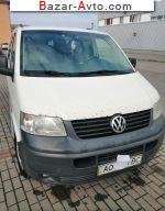 автобазар украины - Продажа 2008 г.в.  Volkswagen Transporter 1.9 TDI LWB L2H1 MT (102 л.с.)