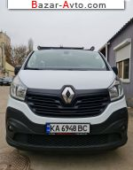 Renault Trafic 1.6 dCi  МТ (140 л.с.) 2015, 15000 $