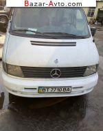 автобазар украины - Продажа 2003 г.в.  Mercedes Vito