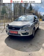 автобазар украины - Продажа 2006 г.в.  Ford Focus 1.6 TDCi MT (109 л.с.)