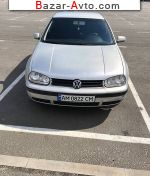 2001 Volkswagen Golf   автобазар