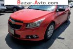 2014 Chevrolet Cruze 1.8 AT (141 л.с.)  автобазар