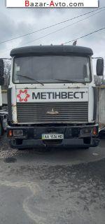 автобазар украины - Продажа 2004 г.в.  МАЗ 5432