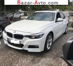 2015 BMW 3 Series 328i AT (245 л.с.)  автобазар