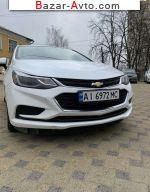 автобазар украины - Продажа 2016 г.в.  Chevrolet Cruze