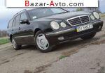 автобазар украины - Продажа 2001 г.в.  Mercedes E 270 CDI 5G-Tronic (170 л.с.)
