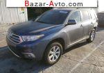автобазар украины - Продажа 2013 г.в.  Toyota Highlander 3.5 AT (270 л.с.)