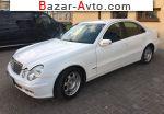 автобазар украины - Продажа 2003 г.в.  Mercedes E E 220 CDI MT (150 л.с.)