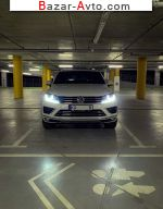 автобазар украины - Продажа 2015 г.в.  Volkswagen Touareg 3.6 FSI Tiptroniс 4Motion (249 л.с.)