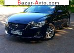 автобазар украины - Продажа 2013 г.в.  Mazda 6 2.5 SKYACTIV-G AT (192 л.с.)