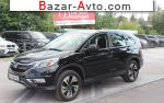 автобазар украины - Продажа 2016 г.в.  Honda CR-V 2.4 CVT 4x4 (188 л.с.)