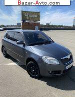 автобазар украины - Продажа 2008 г.в.  Skoda Fabia 1.4 MT (86 л.с.)