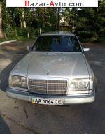 автобазар украины - Продажа 1995 г.в.  Mercedes E E 300 TD AT (147 л.с.)