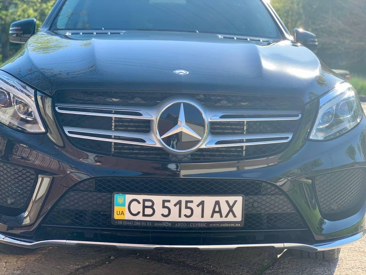 автобазар украины - Продажа 2017 г.в.  Mercedes GL GLE Official 4Matic AMG