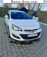 автобазар украины - Продажа 2012 г.в.  Opel Astra 1.7 CDTI MT (110 л.с.)