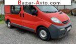 автобазар украины - Продажа 2003 г.в.  Opel Vivaro 1.9 CDTI MT L1H1 2700 (100 л.с.)