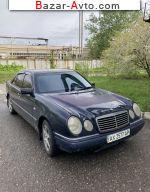 автобазар украины - Продажа 1997 г.в.  Mercedes E E 280 MT (193 л.с.)