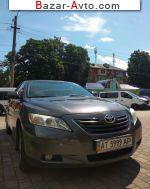 автобазар украины - Продажа 2008 г.в.  Toyota Camry 2.4 VVT-i MT (167 л.с.)