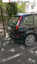 автобазар украины - Продажа 2007 г.в.  Ford C-max 1.8 Flexi-fuel MT (125 л.с.)