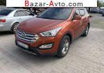 автобазар украины - Продажа 2016 г.в.  Hyundai Santa Fe 2.4  GDi АT AWD (188 л.с.)
