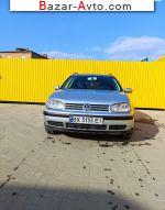 автобазар украины - Продажа 2001 г.в.  Volkswagen Golf 1.4 EuroIV MT (75 л.с.)