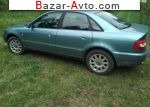 автобазар украины - Продажа 2000 г.в.  Audi A4 1.6 MT (101 л.с.)