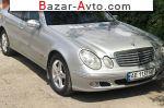 автобазар украины - Продажа 2003 г.в.  Mercedes E