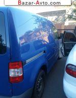 автобазар украины - Продажа 2008 г.в.  Volkswagen Caddy 2.0 SDI MT (70 л.с.)