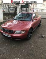автобазар украины - Продажа 1995 г.в.  Audi A4 1.8 MT (125 л.с.)