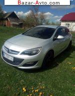 автобазар украины - Продажа 2016 г.в.  Opel Astra