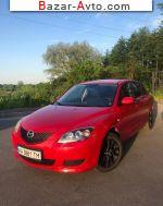 автобазар украины - Продажа 2005 г.в.  Mazda 3 1.6 MT (105 л.с.)