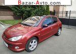 автобазар украины - Продажа 2006 г.в.  Peugeot 206