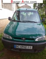 автобазар украины - Продажа 2002 г.в.  Peugeot Partner 1.9 D MT (68 л.с.)