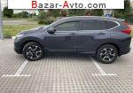 автобазар украины - Продажа 2017 г.в.  Honda CR-V 2.4 CVT AWD (186 л.с.)