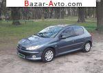 автобазар украины - Продажа 2007 г.в.  Peugeot 206 1.4 MT (75 л.с.)