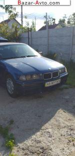 автобазар украины - Продажа 1992 г.в.  BMW 3 Series