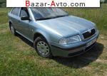 автобазар украины - Продажа 2004 г.в.  Skoda Octavia 1.6 MT (102 л.с.)