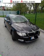 автобазар украины - Продажа 2010 г.в.  Skoda Superb