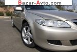автобазар украины - Продажа 2002 г.в.  Mazda 6 2.0 MZR-CD MT (136 л.с.)