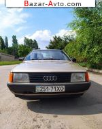 автобазар украины - Продажа 1985 г.в.  Audi 100 1.8 МТ (75 л.с.)