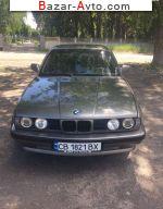 автобазар украины - Продажа 1988 г.в.  BMW 5 Series 520i MT (129 л.с.)
