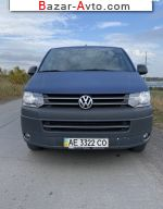 автобазар украины - Продажа 2011 г.в.  Volkswagen Transporter 2.0 TDI MT L1H1 (102 л.с.)