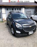 автобазар украины - Продажа 2017 г.в.  Chevrolet Equinox 2.4i АТ (182 л.с.)