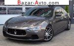 автобазар украины - Продажа 2015 г.в.  Maserati Ghibli S Q4 3.0 V6 AT (410 л.с.)