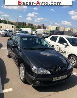 автобазар украины - Продажа 2003 г.в.  Renault Megane 1.4 MT (98 л.с.)