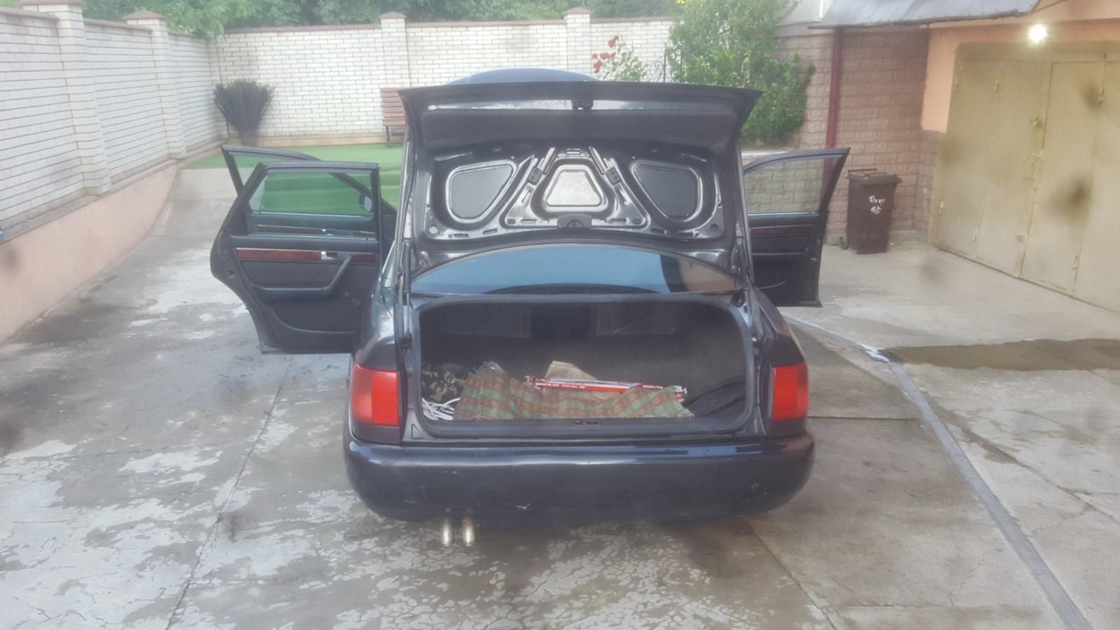 автобазар украины - Продажа 1995 г.в.  Audi A6