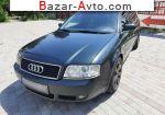 автобазар украины - Продажа 2002 г.в.  Audi A6 2.5 TDI multitronic (155 л.с.)
