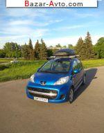 автобазар украины - Продажа 2011 г.в.  Peugeot 107 1.0 MT (68 л.с.)