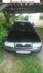 автобазар украины - Продажа 2005 г.в.  Skoda Octavia 1.8 T MT (150 л.с.)