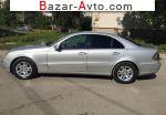 автобазар украины - Продажа 2004 г.в.  Mercedes E 320 CDI 7G-Tronic (224 л.с.)